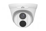 Купольная IP видеокамера UNV 2 Мп ИК подсв. об. 2.8 мм IPC3612LR3-PF28-D-RU