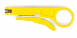 Инструмент для зачистки кабелей и заделки розеток