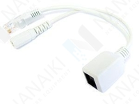 Изображение Кабельная сборка MikroTik PoE injector (бывшее в употреблении)