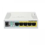 Коммутатор MikroTik CSS106-1G-4P-1S (RB260GSP)