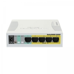 Коммутатор MikroTik Cloud Smart Switch 106-1G-4P-1S (RB260GSP)