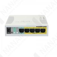 Изображение Коммутатор MikroTik RouterBoard RB260GSP