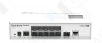 Изображение Коммутатор MikroTik Cloud Router Switch CRS212-1G-10S-1S+IN