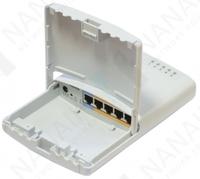 Изображение Маршрутизатор MikroTik PowerBox (RB750P-PBr2)