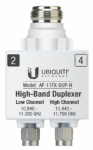 Делитель Ubiquiti airFiber 11FX High-Band Duplexer