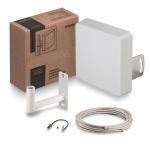 Комплект усиления сигнала для 3G/4G/LTE модема (15 дБ)