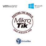 Лицензия MikroTik Cloud Hosted Router Perpetual 1 Gbit