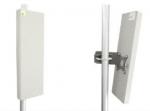 Секторная двухполяризационная антенна 5.9-6.5 ГГц 23 dBi 9°x15° MIMO 2x2