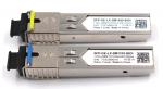 Пара оптических модулей SFP 1.25G SC DDM 20km