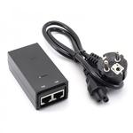 Блок питания Ubiquiti Gigabit POE Adapter 24V 12W (0.5A)