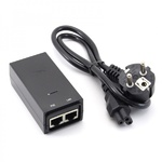 Блок питания Ubiquiti Gigabit POE Adapter 24V 12W 0.5A (POE-24-12W-G)