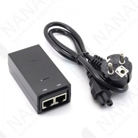 Изображение Блок питания Ubiquiti Gigabit POE Adapter 24V 12W (0.5A)