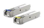 Комплект из двух модулей Ubiquiti FiberModule UF-SM-1G-S
