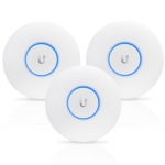Точки доступа Ubiquiti UniFi AP NanoHD 3-Pack